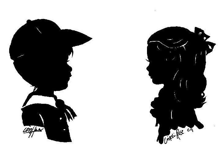Childrens Silhouettes