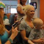 Fathers Day at Texas Childrens Hospital for The Arts in Medicine Program (3)