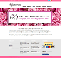 The Holly Rose Ribbon Foundation