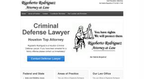 Rigoberto Rodriguez Attorney at Law, Houston