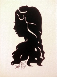 My Silhouette By Cindi Rose