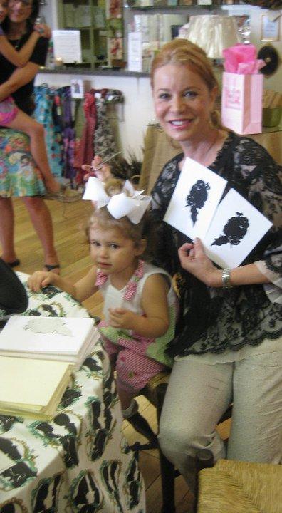 Cindi Rose Entertains and Educates