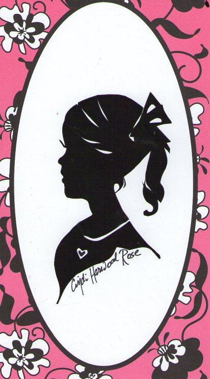 Valentine Silhouettes Art