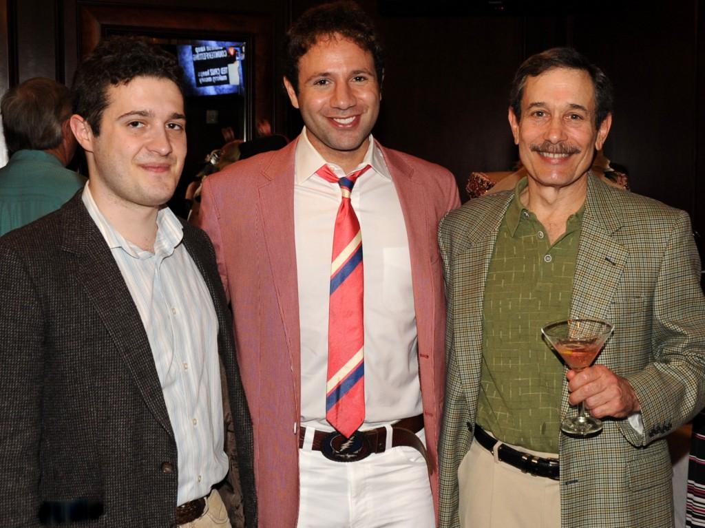 Ben Harwood Rose, Emory Skolkin, Dr. Mark Skolkin