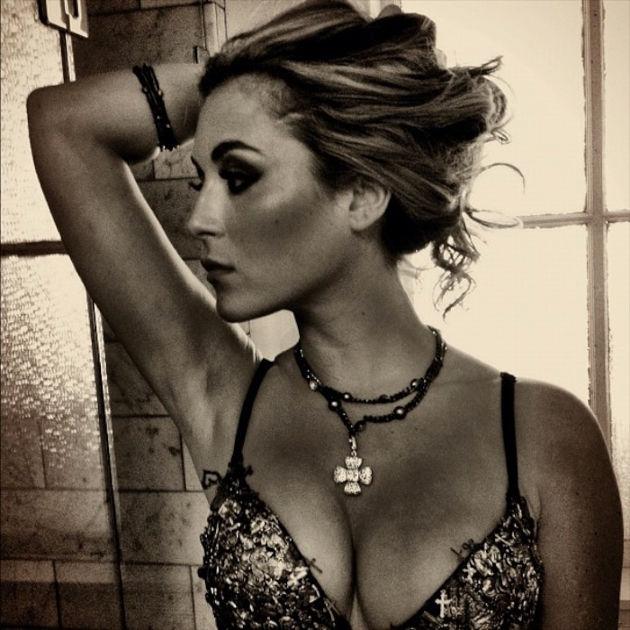 Alexa Vega of Machete Kills in a Junker Top