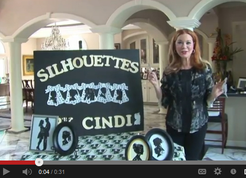 Cindi Rose named Top Silhouette Artist in the Nation