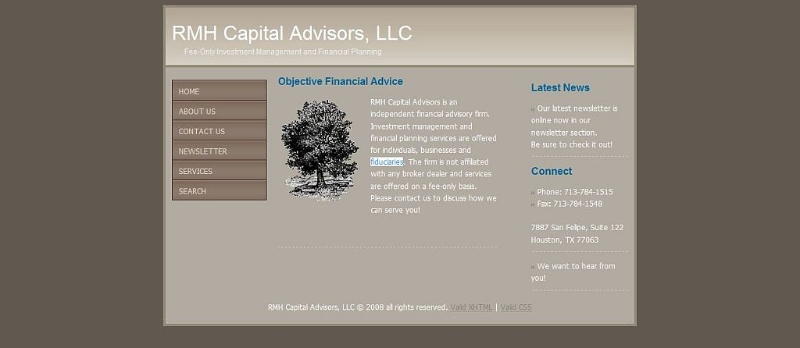 rmh-capital-advisors-llc
