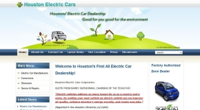 Houston Electric Car Corporation